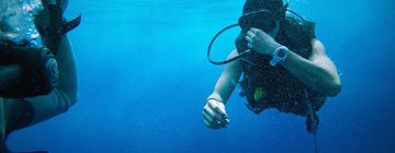 Underwater Safety and Filming