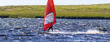 RYA Windsurf Level 1 - Start Windsurfing. Youth Stage 1/Stage 2