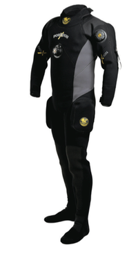 Evolution X Dry Suit