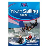 RYA Youth Sailing Scheme Logbook - 2nd Edition