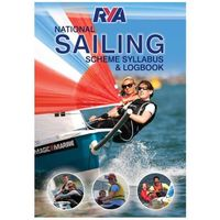 RYA National Sailing Scheme Syllabus and Logbook
