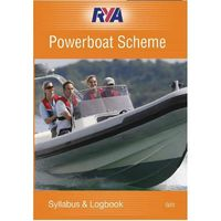 RYA Powerboat Schemes - Syllabus & Logbook
